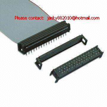 1.27mm picth IDC Ribbon Cable Assembly Manufacturer