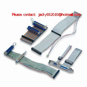 0.635mm picth IDC Ribbon Cable Assembly Manufacturer