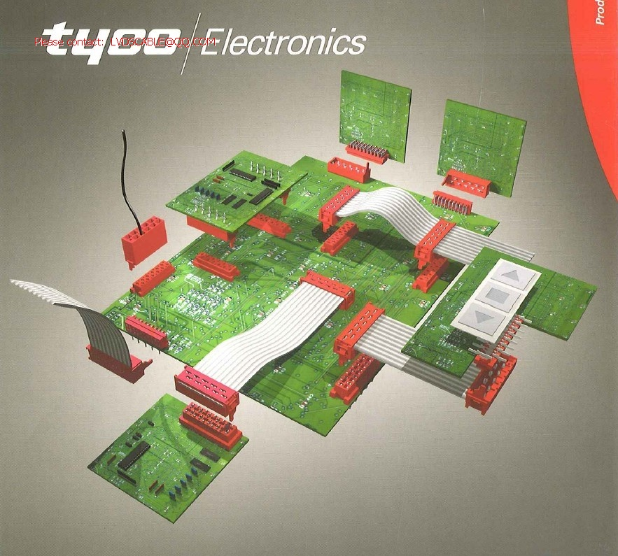 TYCO/AMP215079 cables,Micro-Match female cables,AMP/TYCO215460, TE Amp 9-215079-0 Socket,IDC cables customized