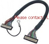 DF9 Cable Manufacturers,DF9 Cable Suppliers,DF9-31P DF9-31S molding LVDS LCD Cable