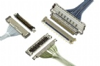Manufactured I-PEX 20497-026T-30 Micro Coax cable assembly FI-RNC3-1A-1E-15000-T LVDS eDP cable Assembly Provider