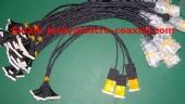 Cable Assembly,IPEX 20454 Mini Coaxial LVDS Cable manufacturers,IPEX 20454,SGC cable,lvds cable