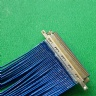 60 pin LVDS cable customized HRS DF14H-20P supplier LVDS cable Assemblies