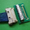LVDS cable 60 pin Custom HRS DF20F-10DP Vendor LVDS cable assembly