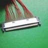LVDS cable customized HRS DF9L-31P micro-coxial cable LVDS cable assemblies