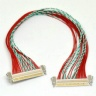 Custom SSL00-20L3-1000 fine micro coax cable assembly I-PEX 20256-030T-00F LVDS eDP cable assembly manufacturing plant