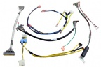 custom I-PEX 20346-025T-11 micro coax cable assembly FX16M2-51S-0.5SH(30) LVDS eDP cable Assembly Factory