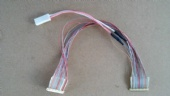 custom I-PEX CABLINE IV SGC cable assembly I-PEX 20496-050-40 LVDS eDP cable assemblies manufacturing plant