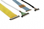 Built FX16M2-41S-0.5SV micro wire cable assembly FI-W7S eDP LVDS cable Assemblies factory