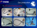 customized I-PEX 20373-R14T-06 micro wire cable assembly FI-RNE41SZ-HF-R1500 LVDS eDP cable Assemblies Manufacturer