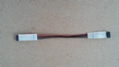 Manufactured I-PEX 20386-Y30T-12F micro flex coaxial cable assembly DF36-40P-0.4SD eDP LVDS cable assemblies factory