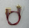 Custom FX15SC-51S-0.5SV micro wire cable assembly FI-W11P-HFE eDP LVDS cable Assembly manufactory