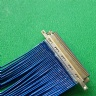 Manufactured DF80-40P-0.5SD(51) SGC cable assembly I-PEX 20504 LVDS eDP cable Assemblies Supplier