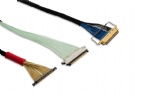 Manufactured FI-XB30SSRLA-HF16-R3500 fine pitch cable assembly I-PEX 2047-0253 eDP LVDS cable Assembly Manufacturer